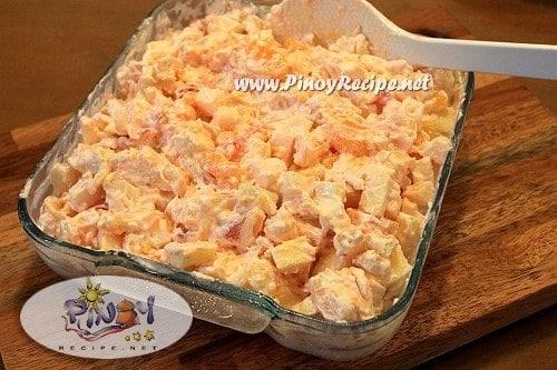 Filipino fruit salad recipe filipino recipes portal fruit salad recipe filipino forumfinder Gallery