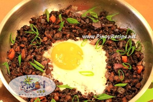 squid sisig recipe