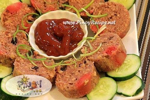 embutido filipino recipe