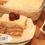 Pineapple Cherry Icebox Cake Recipe