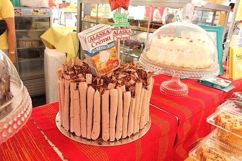Choco Mousse Meringue