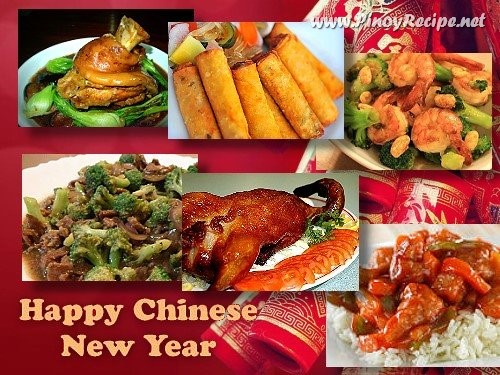 Chinese new year recipes filipino recipes portal here some of the popular recipes for the chinese new year forumfinder Gallery