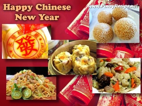 Foods For Chinese New Year Philippines