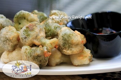 broccoli tempura recipe