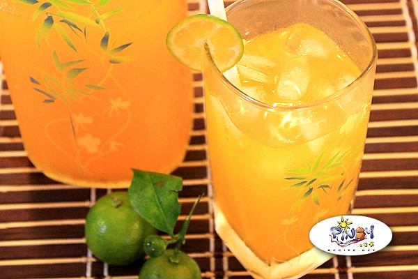 Calamansi Juice Cooler