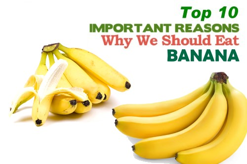 Top 10 health benefits of banana
