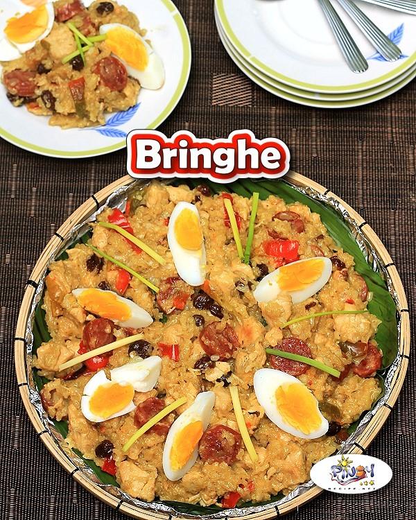 Bringhe Recipe