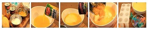 mango ice drop prep