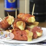 Cheesy bacon bombs recipe