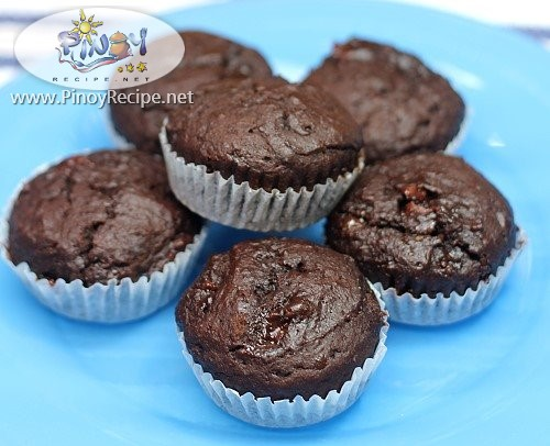 toblerone muffins recipe