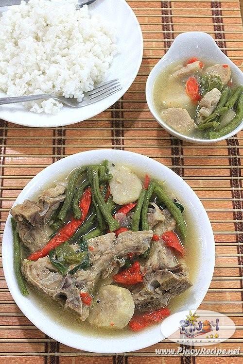 Linat-an recipe