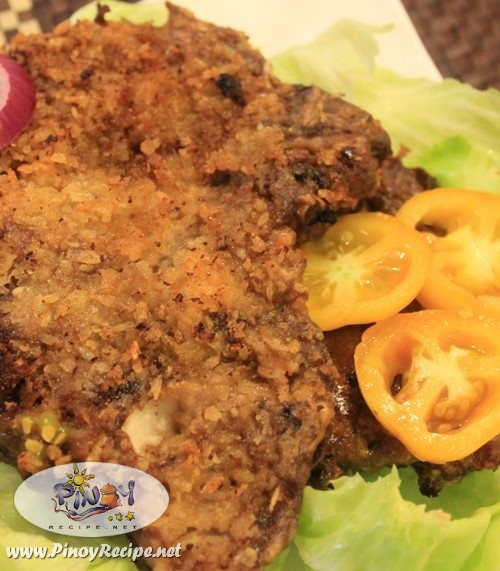 breaded pork chops pinoy recipe