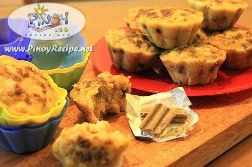 chocnut pudding recipe