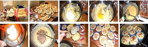 chocnut pudding ingredients