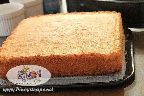 Sponge Cake Recipe Filipino Recipes Portal