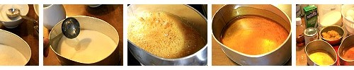 Kalabasa Leche Flan recipe INGREDIENTS