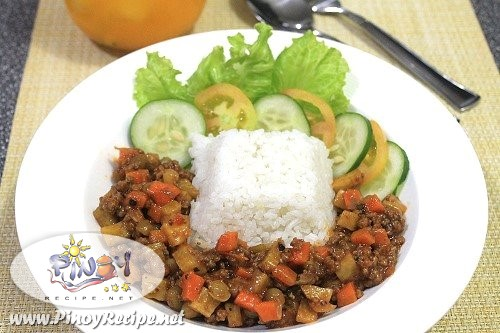 Filipino Picadillo Recipe