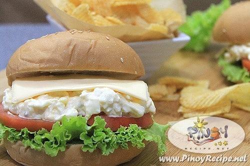 Egg Salad Sandwich Spread Recipe