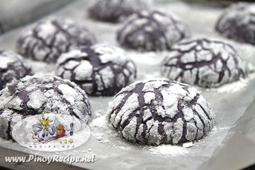 Ube Crinkles recipes