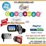 Join our Kogan 12mp HD Video Camcorder Giveaway (Closed)