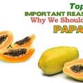 top ten health benefits of papaya