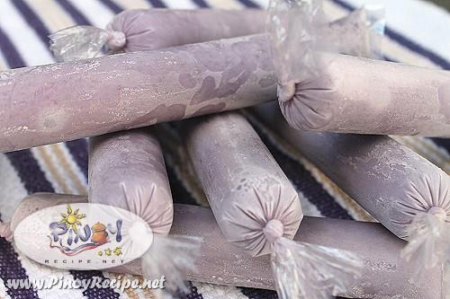ube ice candy recipe