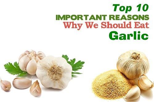 Top 10 health benefits of garlic by Filipino Recipes Portal