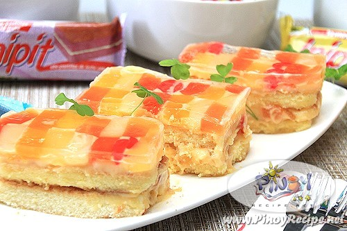 Inipit Crema de Fruta by Filipino Recipes