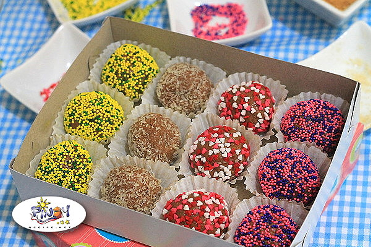 Recipe of Graham Balls with Marshmallows