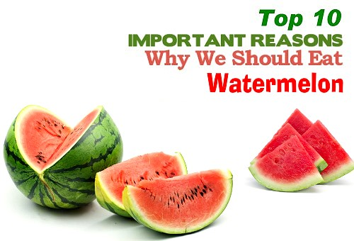 watermelon 10 health benefits