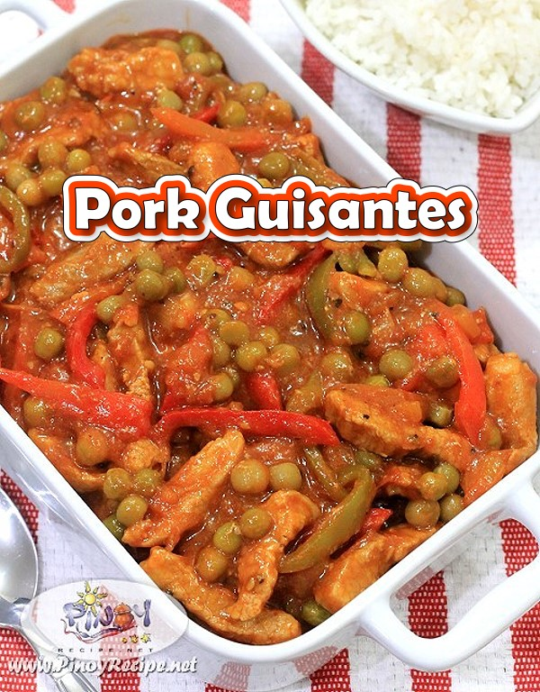 Pork Guisantes Recipe