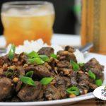 Chicken Salpicao Recipe