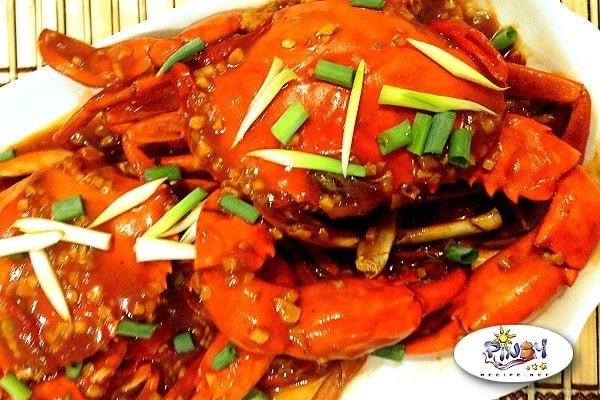 Chili Mud Crab Recipe