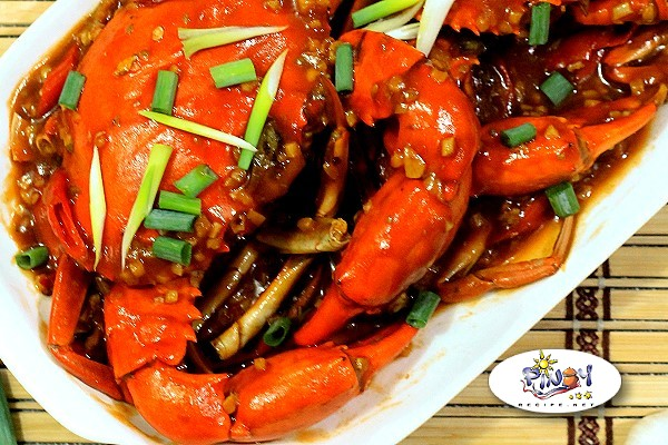 Spicy Chili Mud Crab Recipe