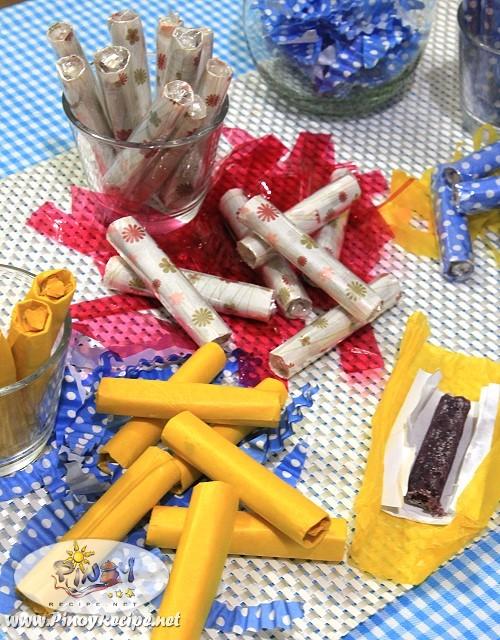 ube pastillas by Filipino Recipes Portal