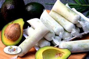 Avocado Ice Candy Recipe