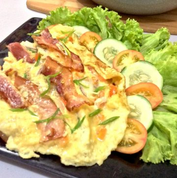 Pinoy Omelet Recipe