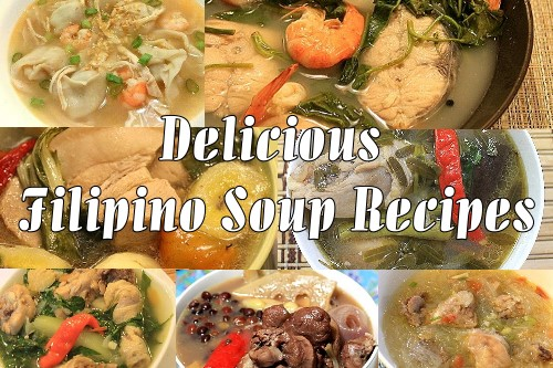 Delicious Filipino Soups