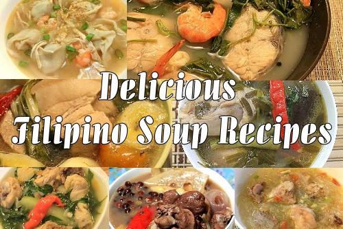 Delicious Filipino Soups