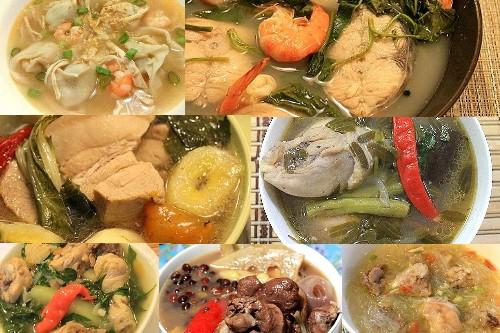 Delicious Filipino Soup Recipes