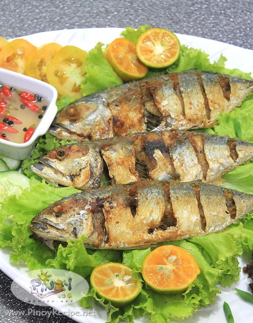 Fried fish recipe filipino recipes portal for Filipino fish recipes