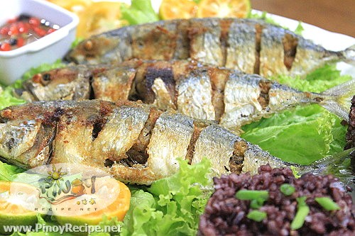 Fried Fish Recipe by Filipino Recipes Portal