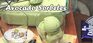 Avocado Sorbetes Recipe