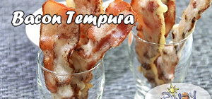 Bacon Tempura Recipe