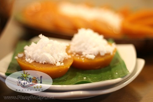kutsinta yummy recipe
