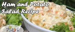 Ham and Potato Recipe