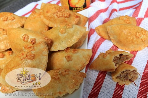 Corned Beef Empanada Recipe