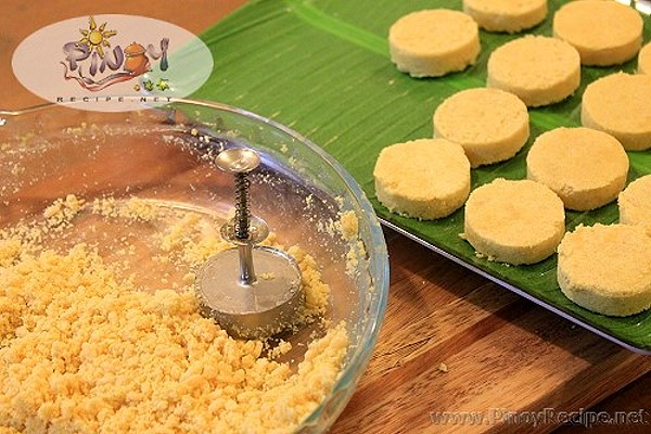 Polvoron Recipe with Rice Krispies