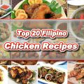 Top 20 Chicken Recipes