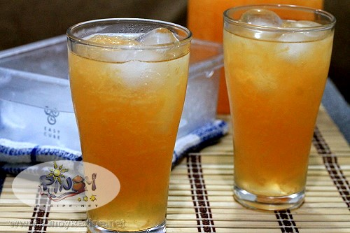 Melon Juice Recipe